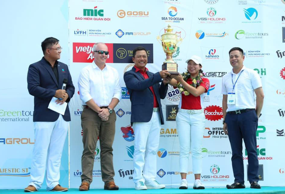National golf championships to be held in Khánh Hoà