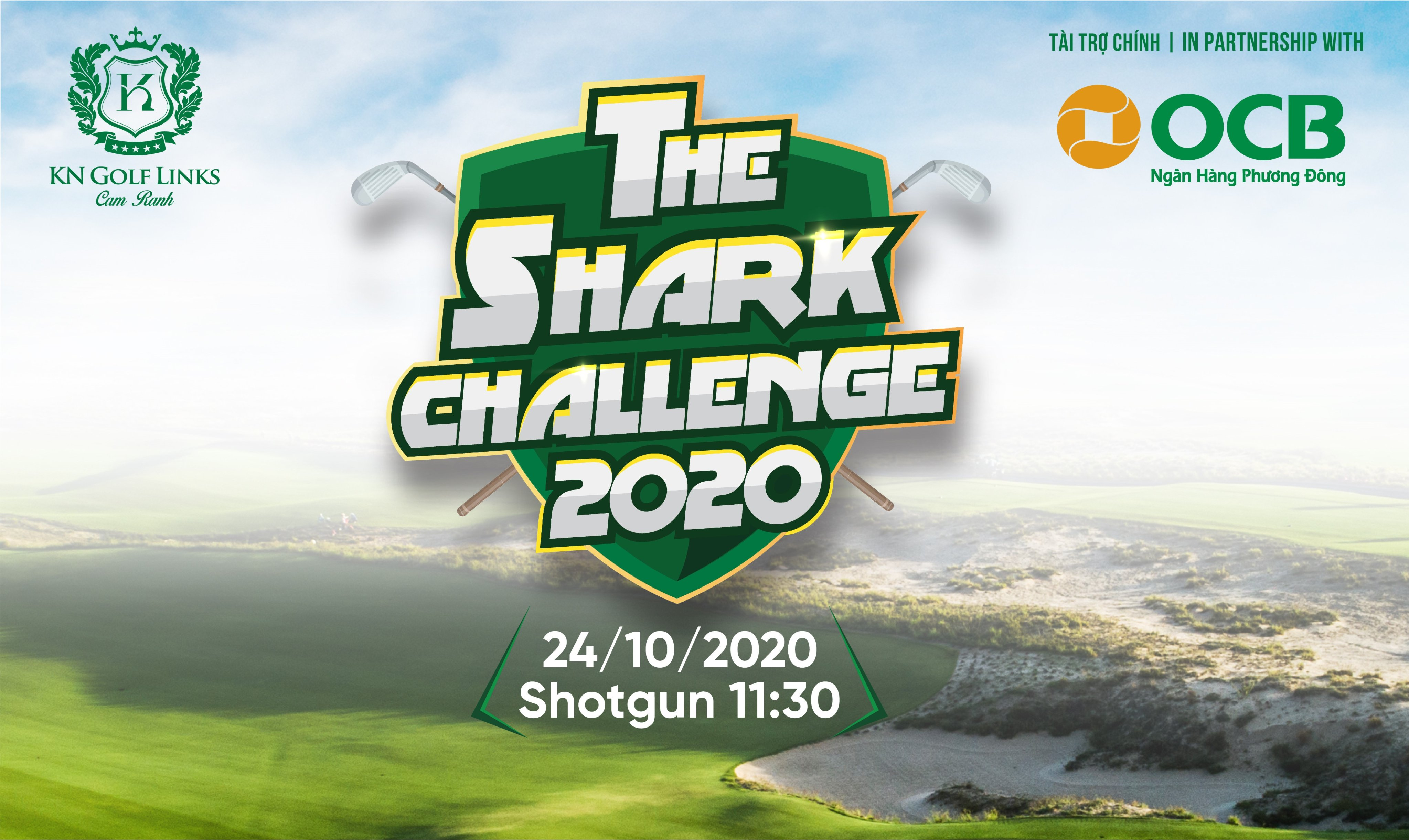 The Shark Challenge 2020 will be organized on 24/10/2020